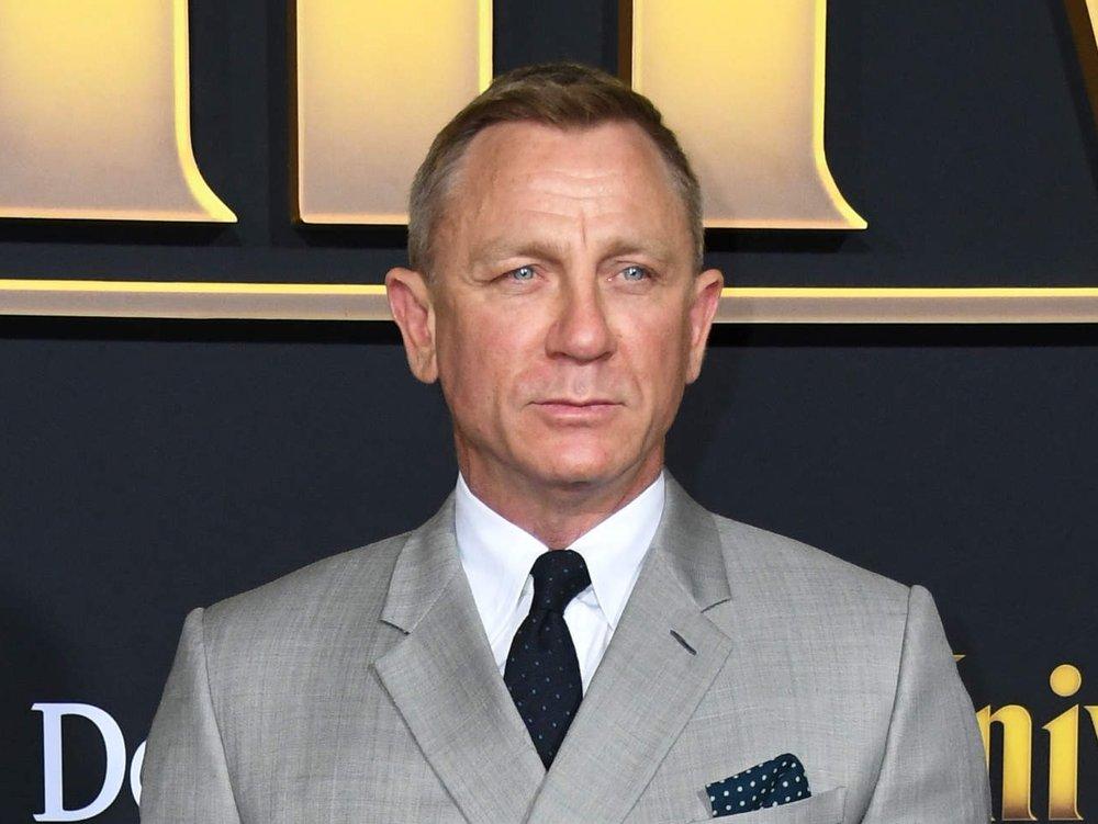 """Royal Navy ernennt """"Bond""""-Star Daniel Craig zum Ehrenkommandanten"""