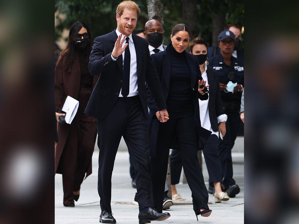 Prinz Harry und Herzogin Meghan: Offizielle Reise nach New York City