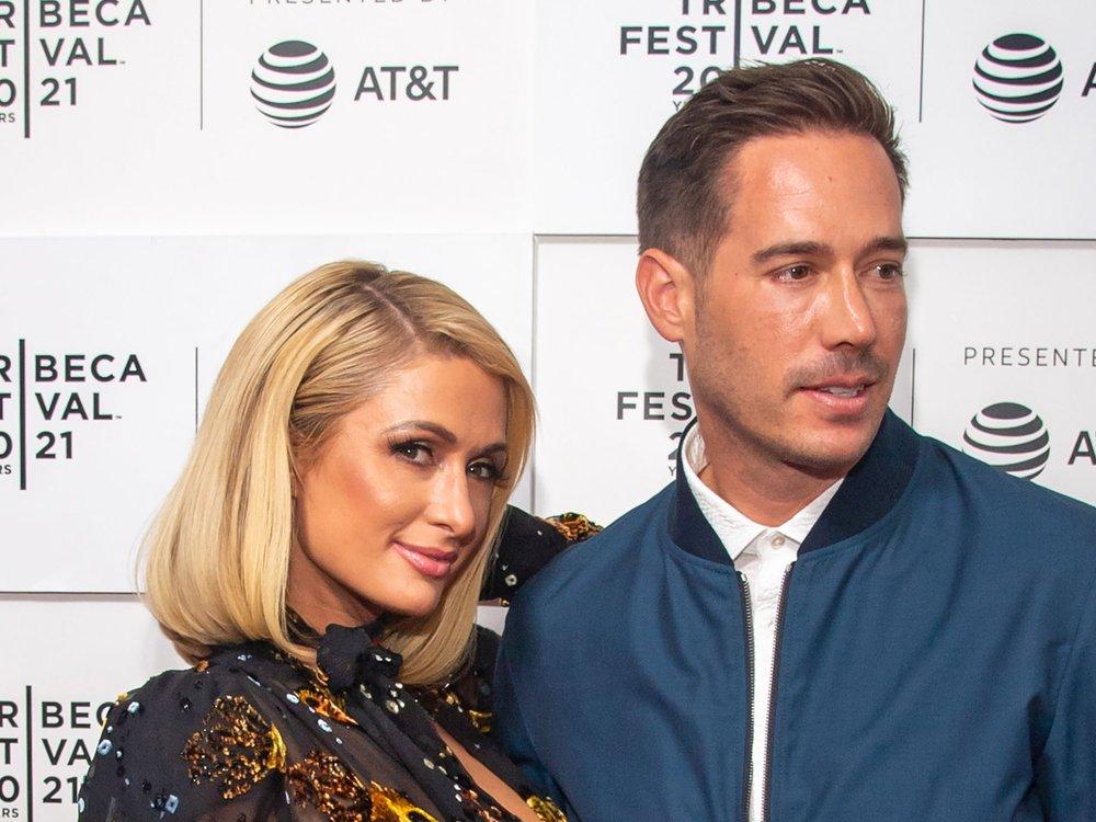 Paris Hilton feiert Junggesellinnenabschied in Las Vegas