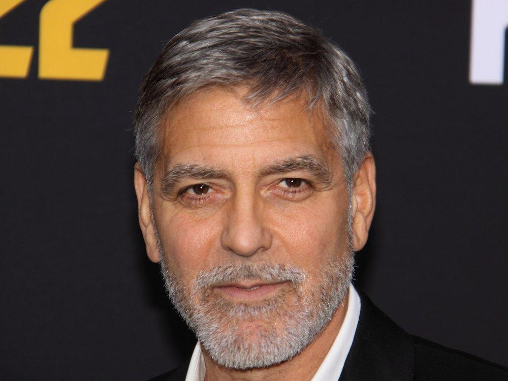 Überflutungen: George Clooney unterstützt die Bürger von Laglio