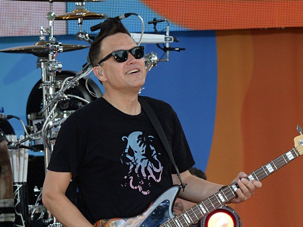 """Blink-182-Sänger Mark Hoppus ist """"krebsfrei"""""""