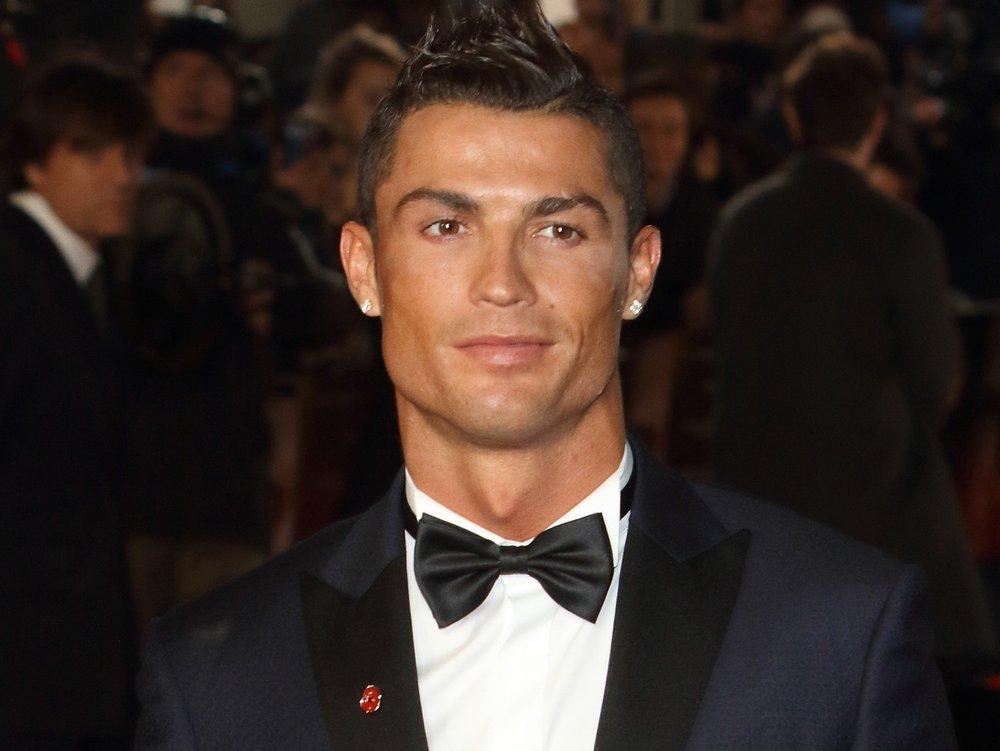 Cristiano Ronaldo: Herbe Enttäuschung an der Tankstelle