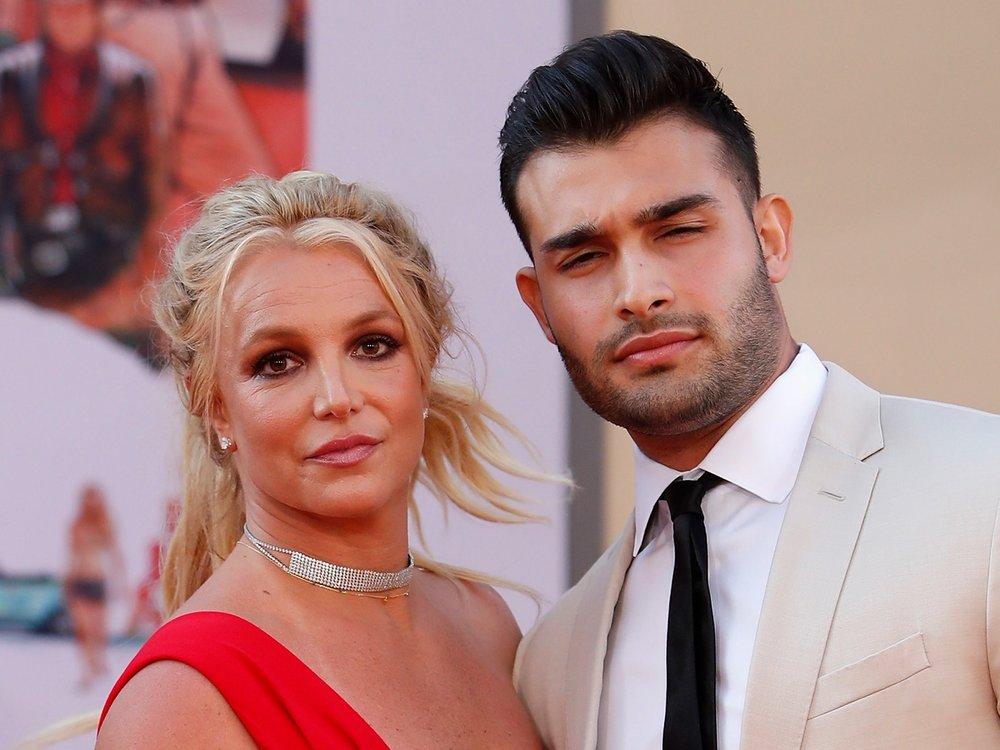 Trotz Anhörung: Britney Spears ist mit Sam Asghari im Urlaub