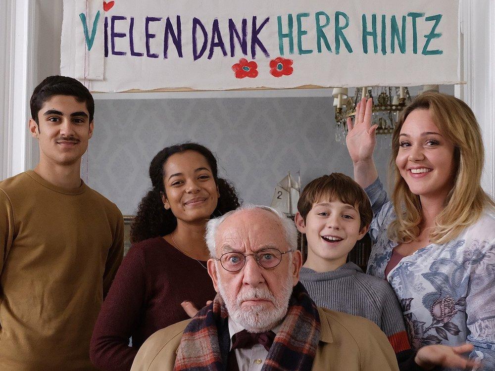 """""""Mein Freund, das Ekel"""": Neue Familienserie mit Dieter Hallervorden"""