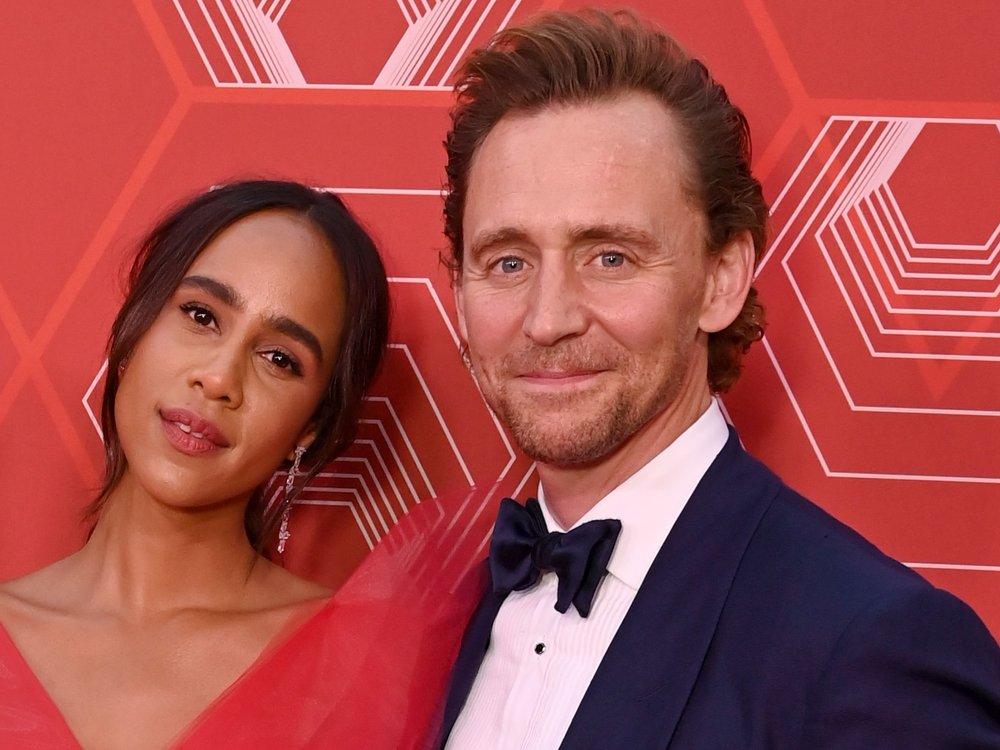 Tom Hiddleston und Zawe Ashton: Erster Pärchenauftritt bei den Tonys