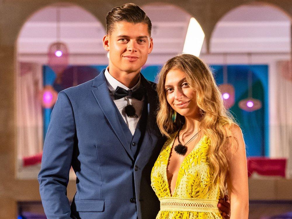 """""""Love Island"""": Isabell und Robin sind das Gewinner-Couple"""