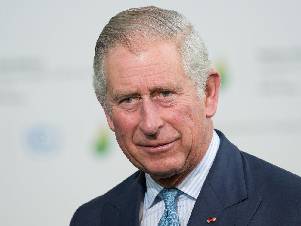 Prinz Charles teilt Schnappschüsse vom James-Bond-Set