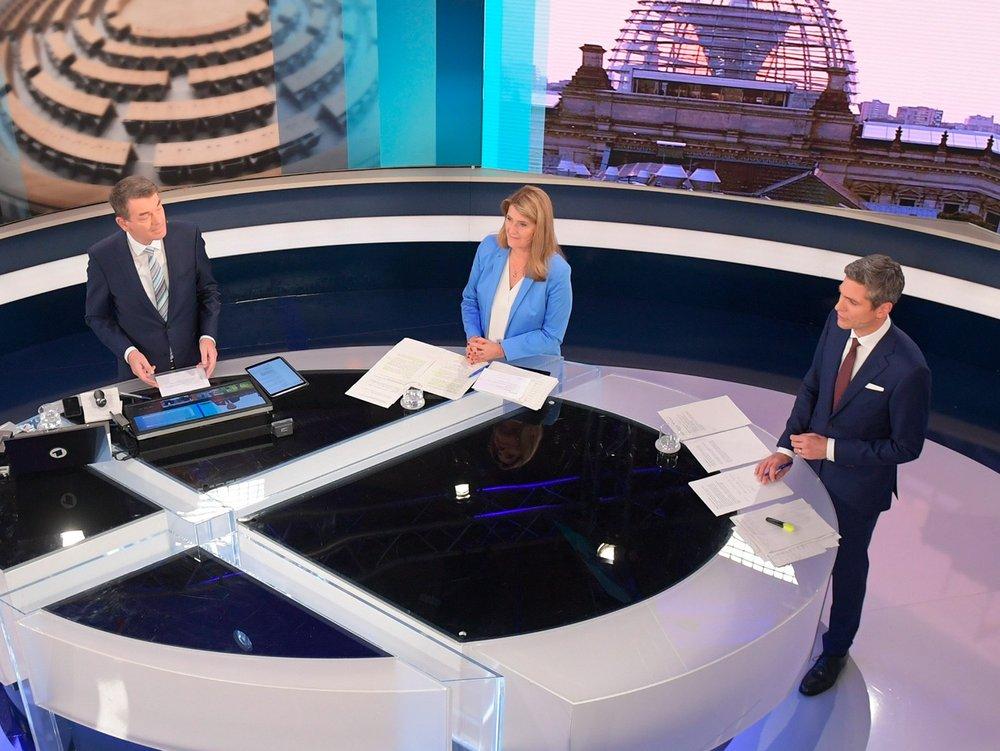 Wahl-Berichterstattung: Dieser Sender überzeugte bei den Zuschauern
