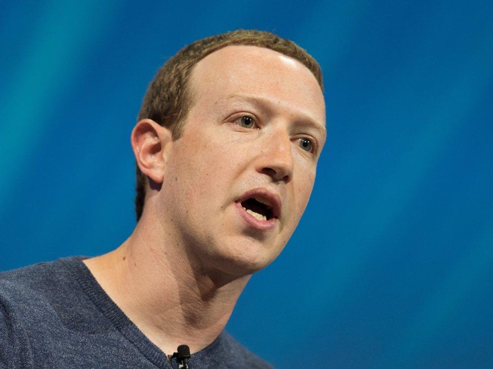 Mark Zuckerberg verliert Milliarden durch Facebook-Ausfall