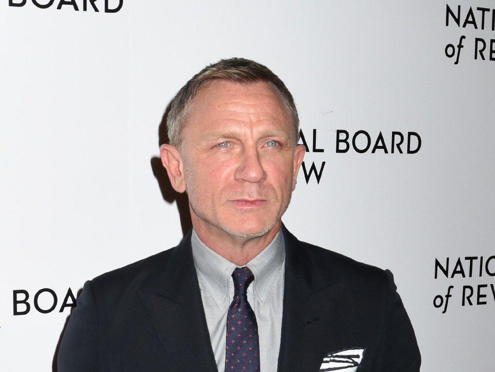 """Ehre für Daniel Craig: """"Bond""""-Star bekommt Stern auf dem Walk of Fame"""